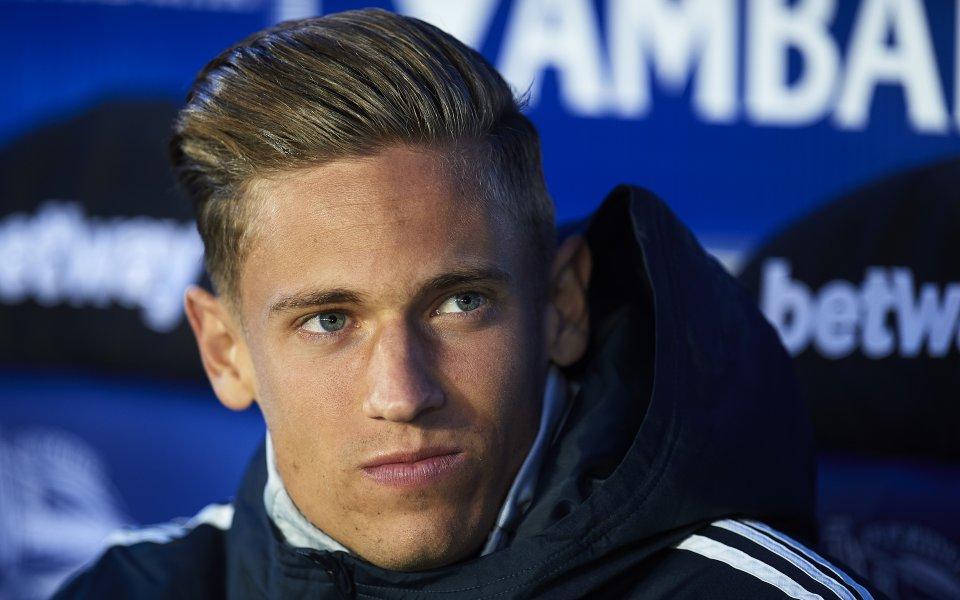 Атлетико Мадрид има намерение да привлече полузащитника Маркос Йоренте от