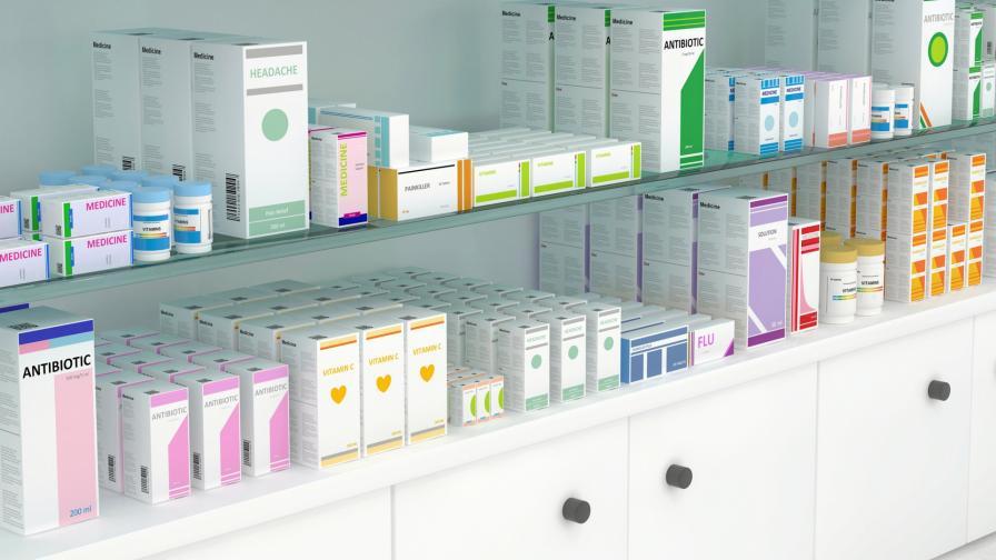 Само 38 аптеки с договор с касата са излезли на протест