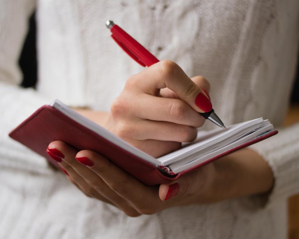 тефтер дневник