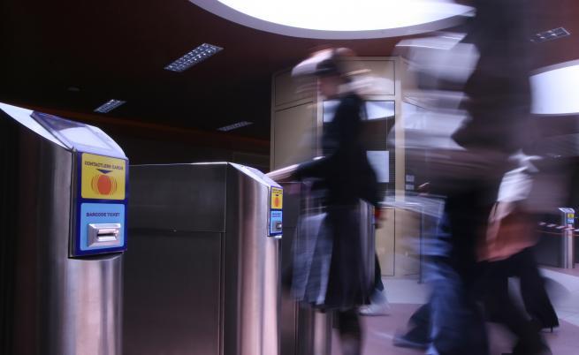 Дете скочи на релсите на метрото в София