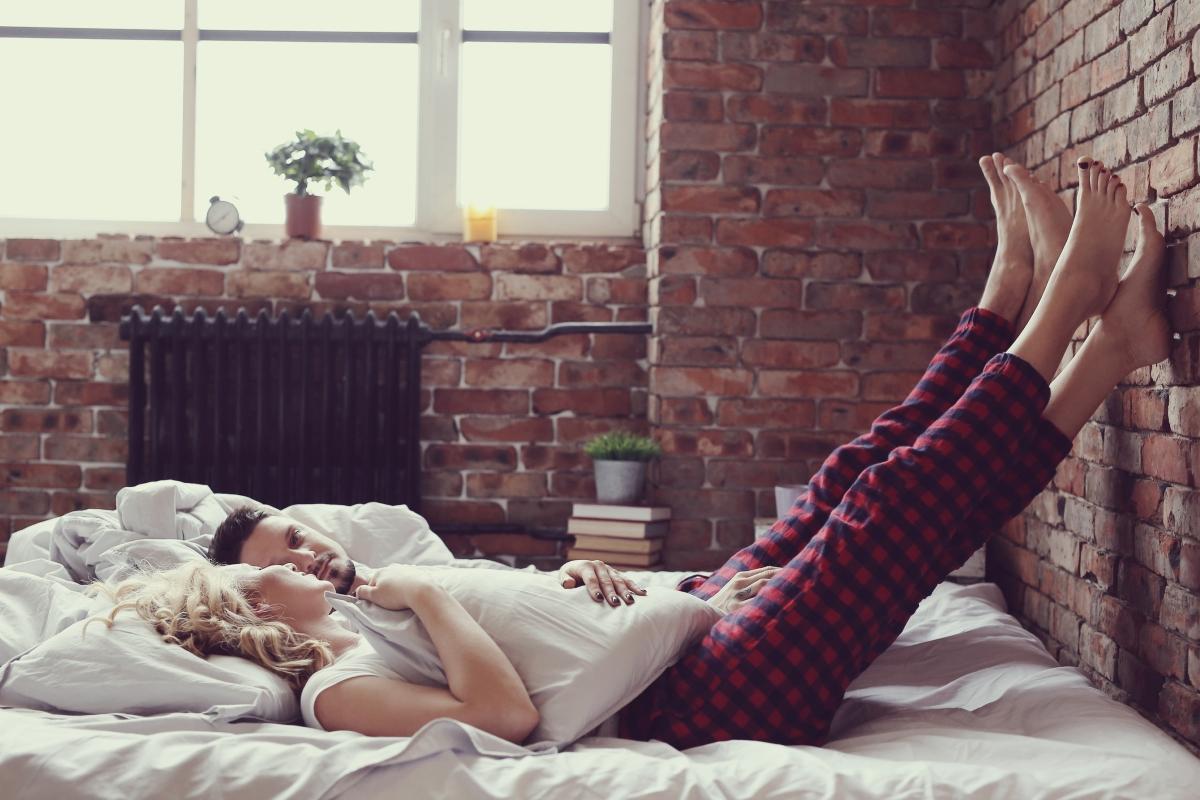 Вече не се чувствате привлекателни. Това, казва Трейси Кокс, е напълно нормално. След като сме прекарали известно време с даден партньор, вече е нормално да не се чувствате като сексуални богове.