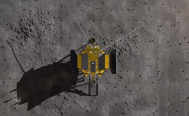 Най-старата скала на Земята открита на Луната
