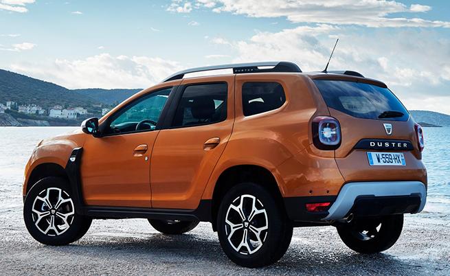 Краксън смята, че оранжев Dacia Duster за 15 000 паунда не трябва въобще да съществува.