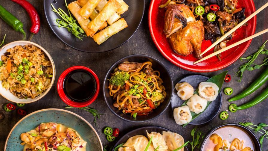 китайска храна
