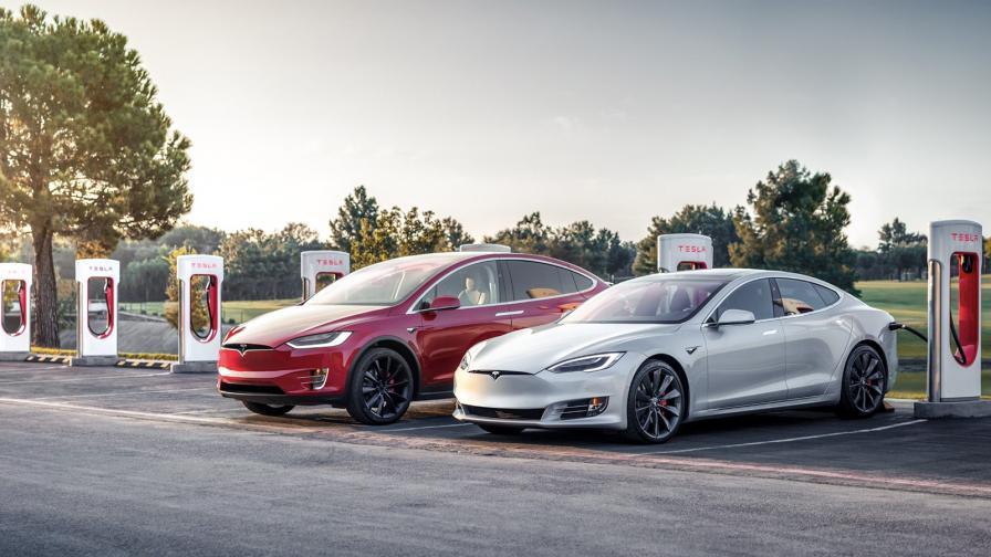 Tesla се превърна в масов производител