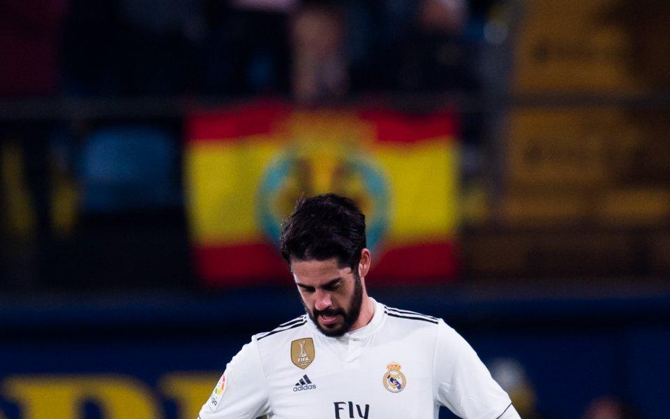 Иско Аларкон е приел да остане в Реал Мадрид дори