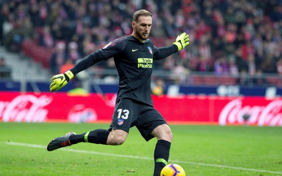 Стражът на Атлетико за четвърта поредна година номер 1 в Словения