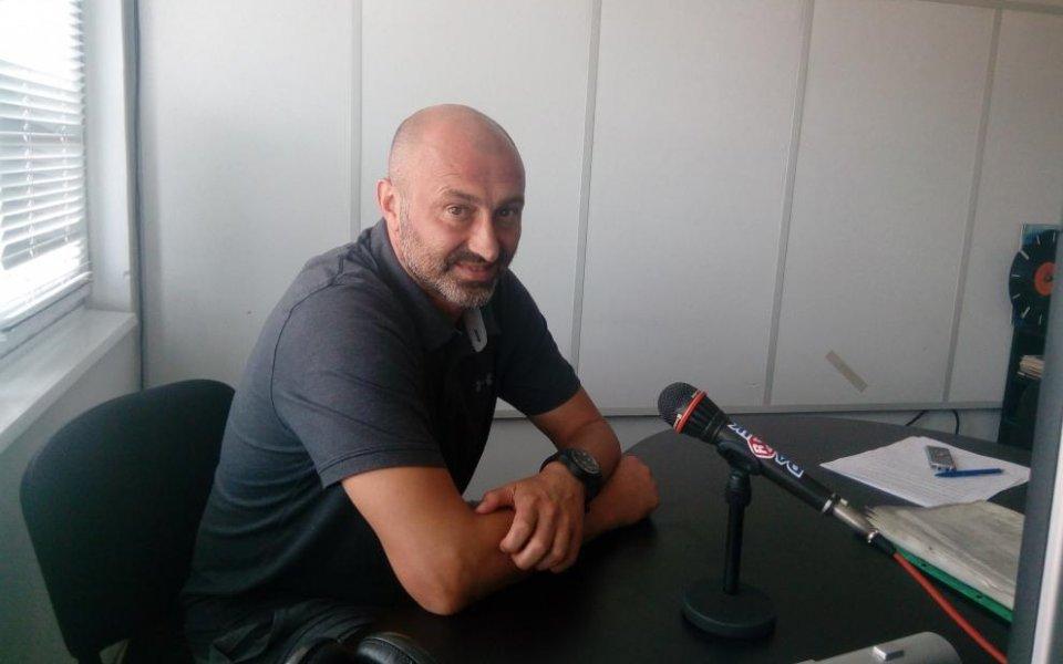 Илиян Стоянов: Обединение с ФК Велбъжд не се планира