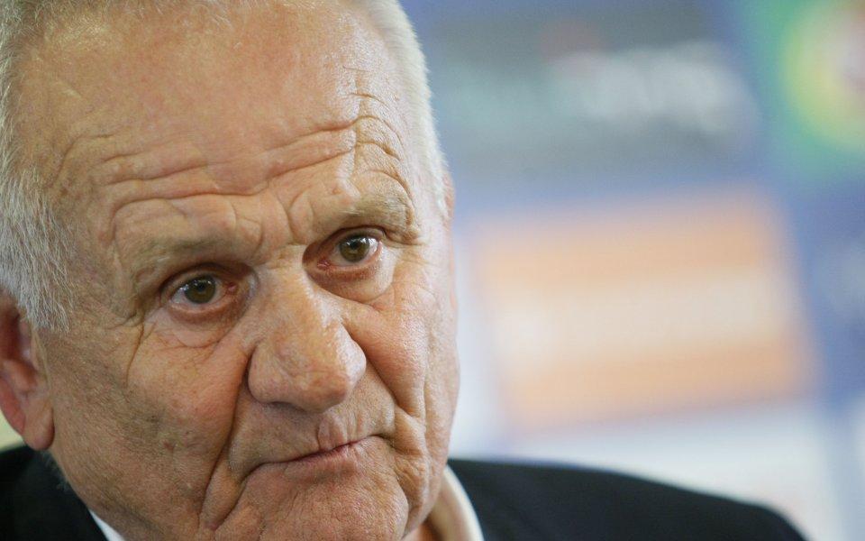 ЦСКА ще играе с първия отбор на Люпко Петрович -