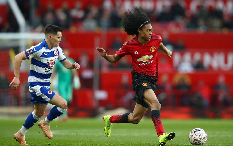 Юве ще се опита да отмъкне талант на Юнайтед по подобие на Погба