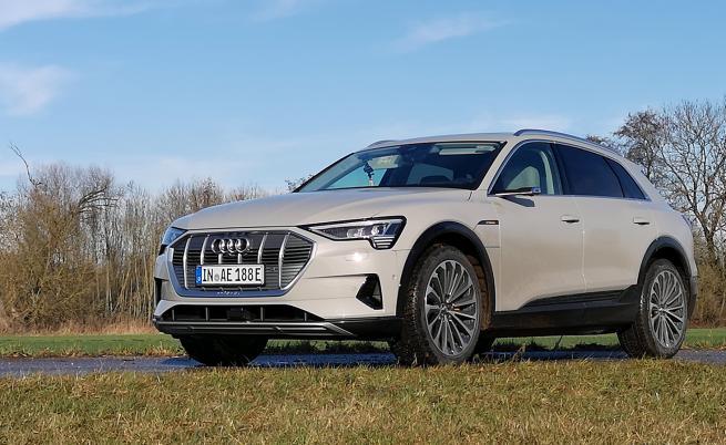 Audi e-tron е най-важният модел на марката за последните десетилетия (тест драйв)