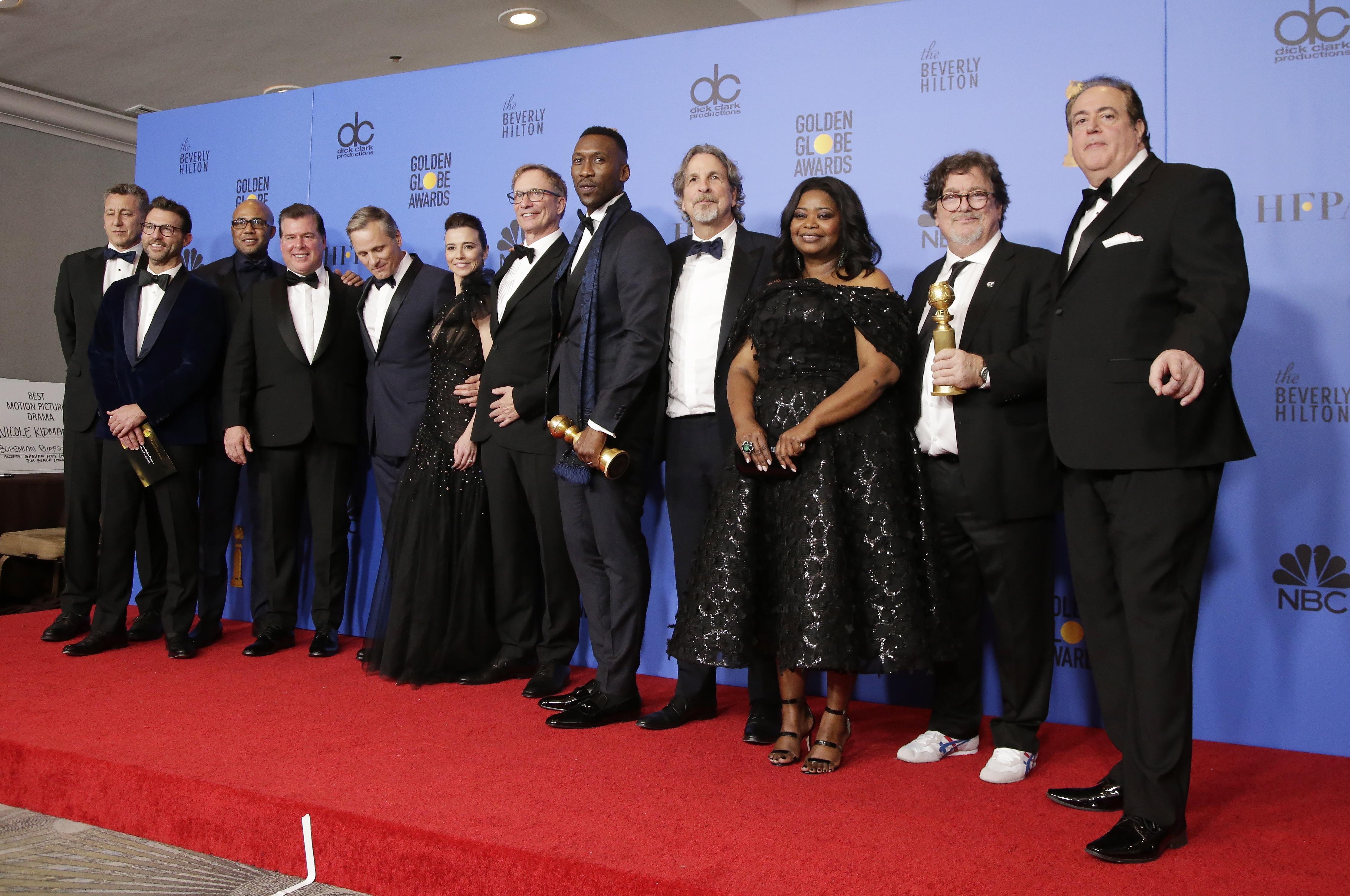 """Наградите """"Златен глобус"""" се присъждат в общо 14 филмови категории"""