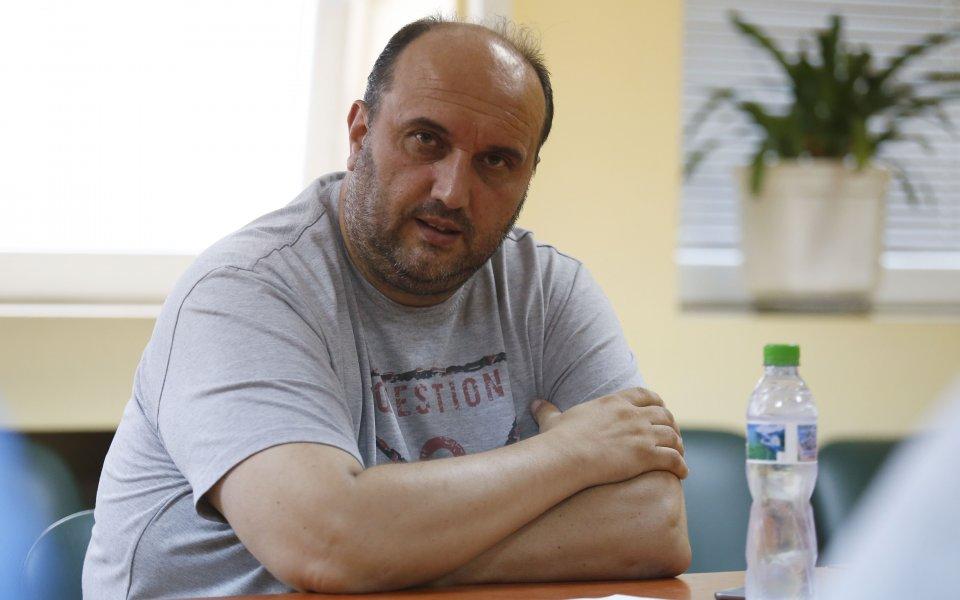 Босът на Берое чака дербито с Левски Лукойл: Вече приличаме на отбор с цел и облик