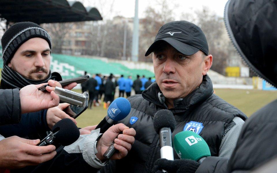 Илиан Илиев: Имахме интерес към двама, но нещата не се получиха