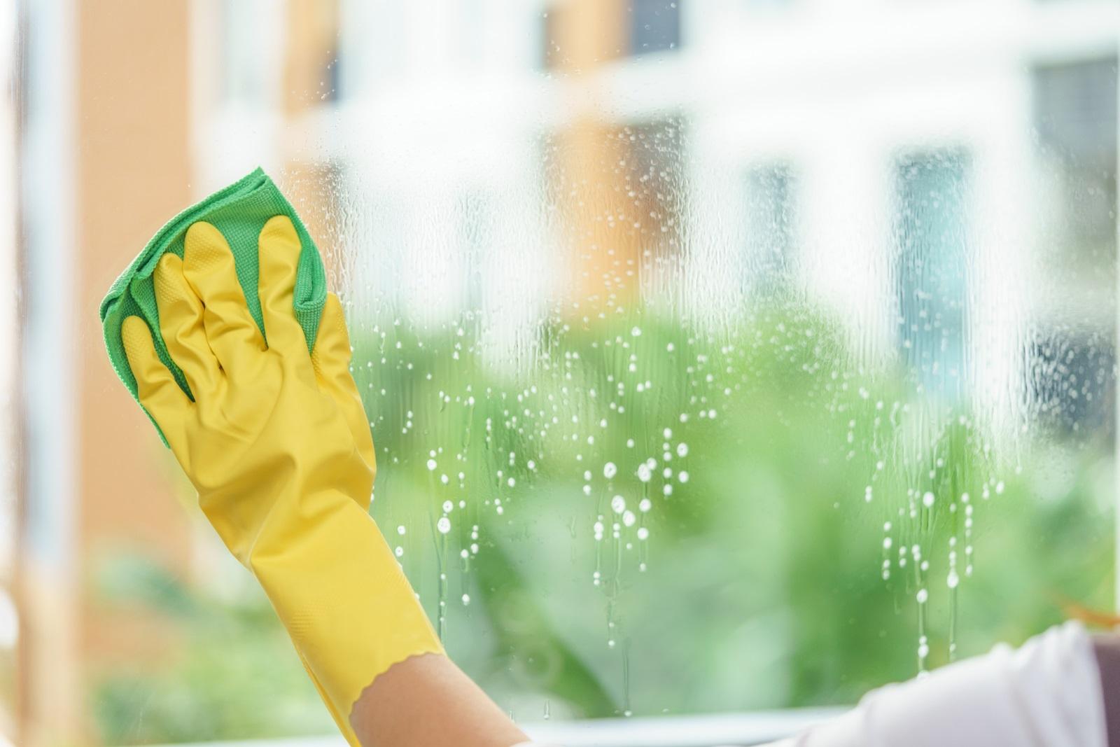 Поддържайте прозорците си чисти. Това води до повече яснота в живота ви.