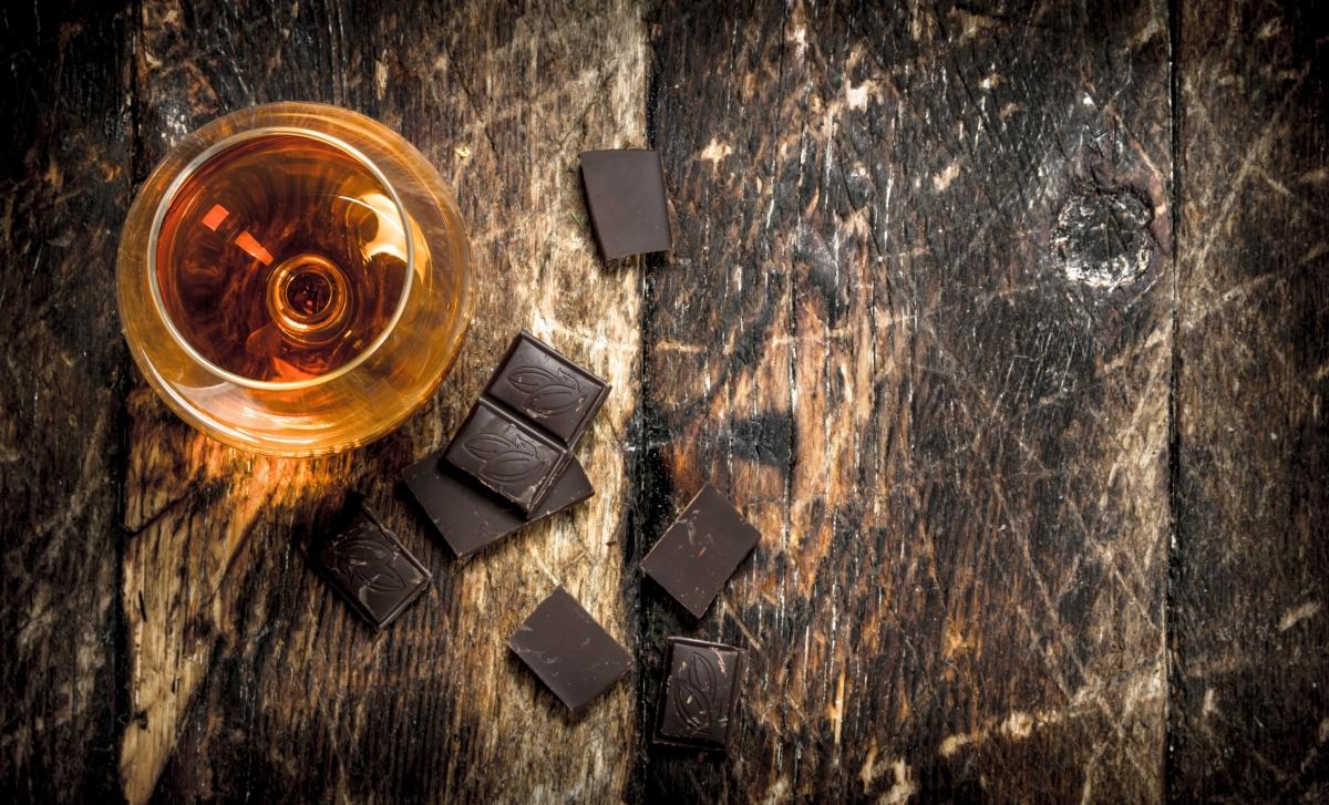 Скорпион.С едно малцово уиски, което е вашето питие, ние смятаме, че тъмният шоколадов вкус е вашата слабост. Продължавайте и оставете това мистериозно, секси вътрешно шоу.