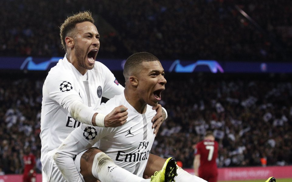 Бразилия и Франция са най-дашни на футболисти в целия свят