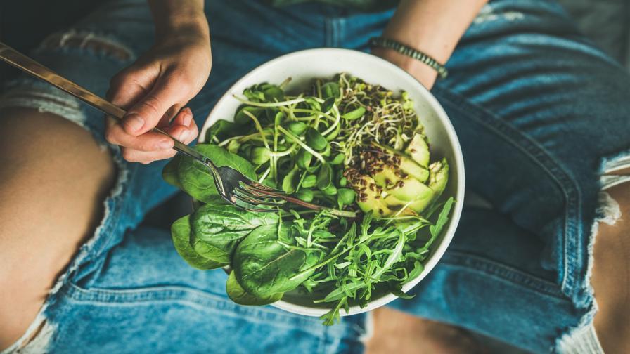 <p>Наистина ли е здравословно да си веган</p>