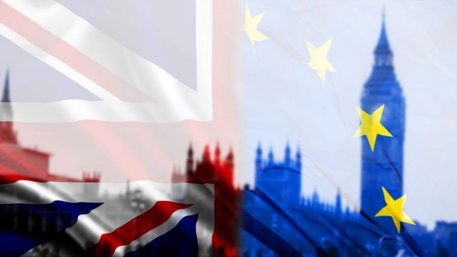 <p>Британският парламент отхвърли сделката на Мей за<strong> Брекзит</strong></p>