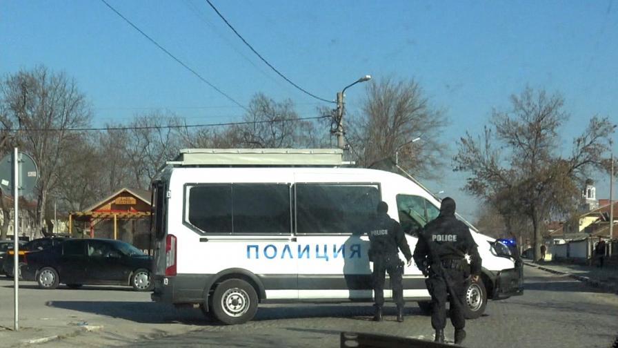 Командоси на протест във Войводиново