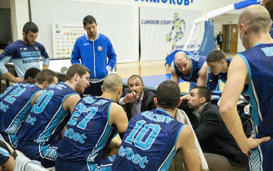 Академик 99 Бултекс на 1/2-финал за Купата на България