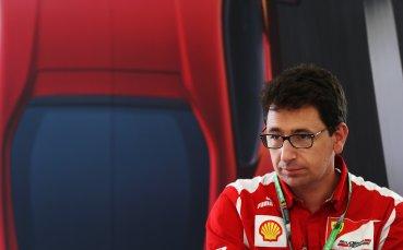 Ферари ще се коригира в Бахрейн