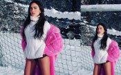 Биляна Дол се развихри, скача по бельо в снега