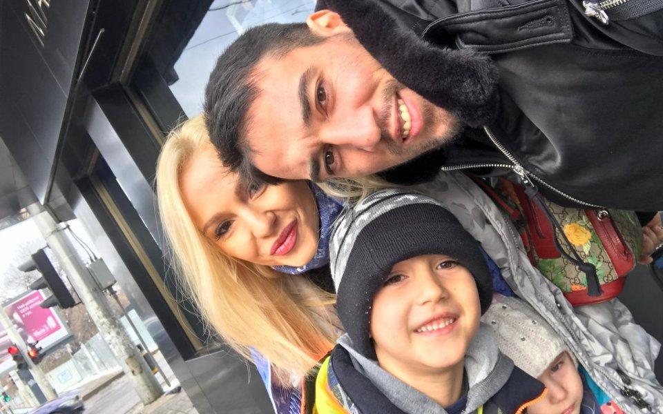 Семейното неделно развлечение на Ивелин Попов