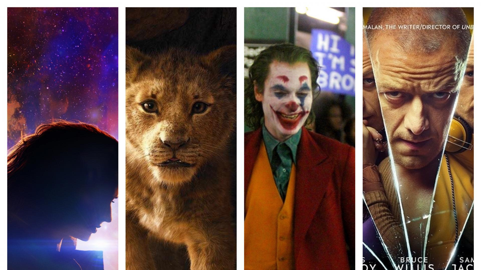 Най-очакваните филми през 2019 година