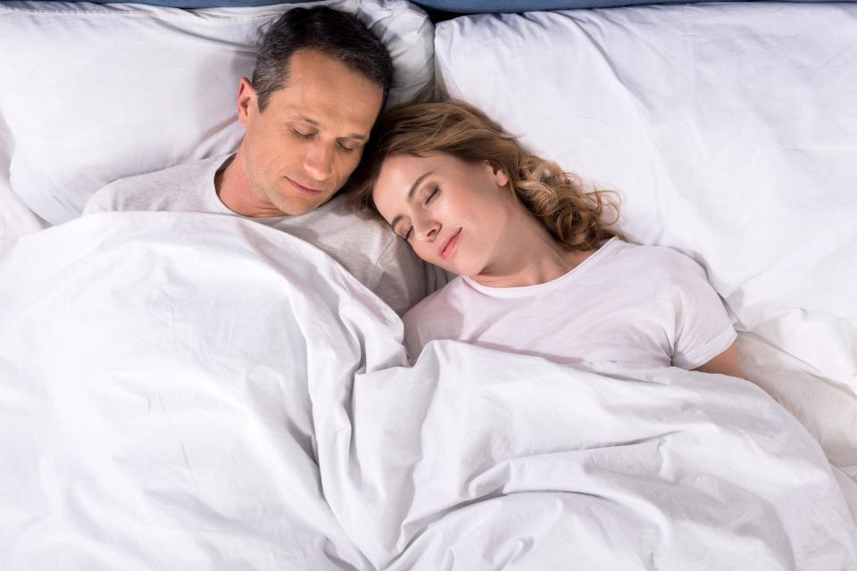 Двойка спи