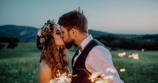 Любовта от пръв поглед може да е клише, но случаят