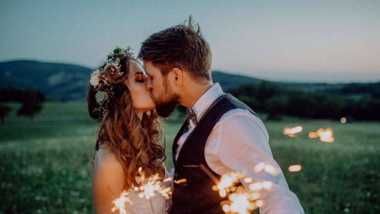 двойка любов сватба
