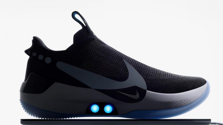 Nike пуска самовръзващи се маратонки