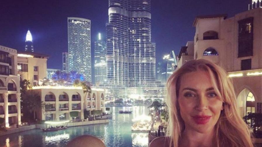 Антония Петрова, бременна в 9-ия месец и на...