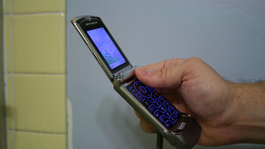 Motorola представя сгъваем смартфон през ноември