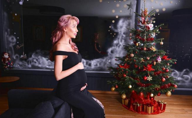 Антония Петрова стана майка навръх имения си ден