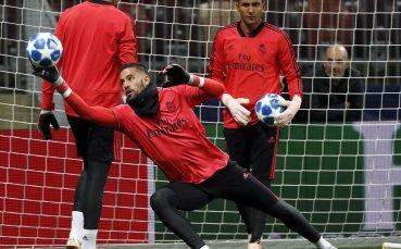 Вратар на Реал отиде в лидера на Чемпиъншип