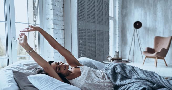Снимка: 3 нови начина да се разсънвате сутрин, за да имате по-хубав ден