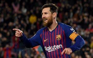 Барселона схруска Леванте и продължи смело за Купата