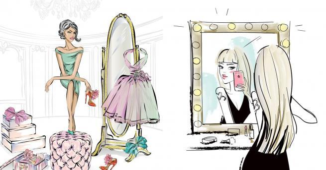 Снимка: 3-те зодии, които винаги прекарват най-много време пред огледалото