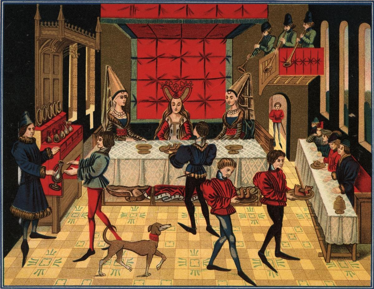 Днес всички ние ядем пилешко и риба. Това не е наше откритие: същото се е консумирало и през Средновековието. С разликата, че тогава са хапвали особено много птици и в частност... гълъби.