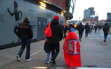 Арсенал излиза без Йозил, но с Рамзи, Азар отново ще води Челси
