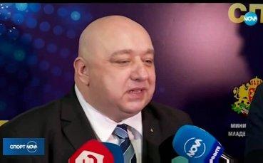 Кралев: ЦСКА ще получи базите за дълго време