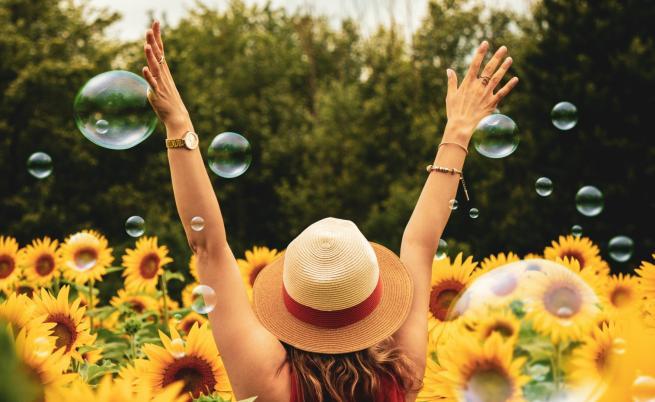Навиците на щастливите хора (СНИМКИ)