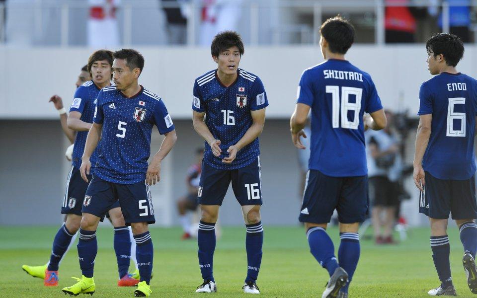 Япония на четвъртфинал за Купата на Азия