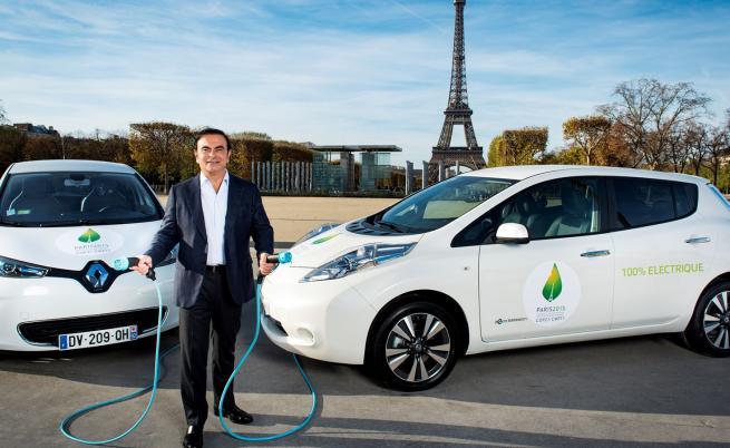 Ответен удар: Франция иска сливане между Renault и Nissan