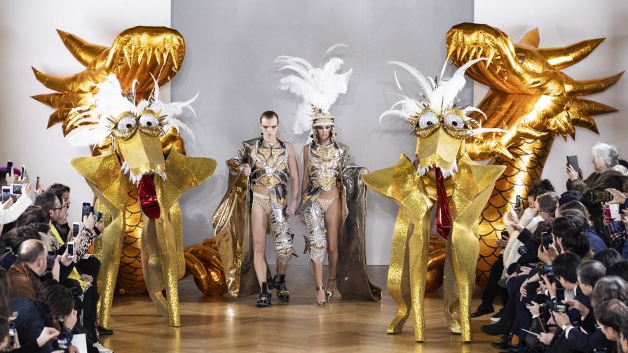 Още от седмицата за Висша мода в Париж