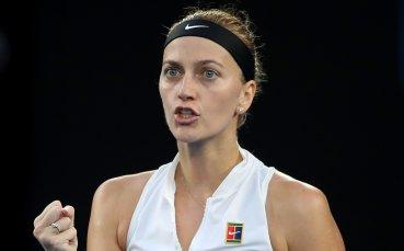 Петра Квитова ще играе финал в Дубай