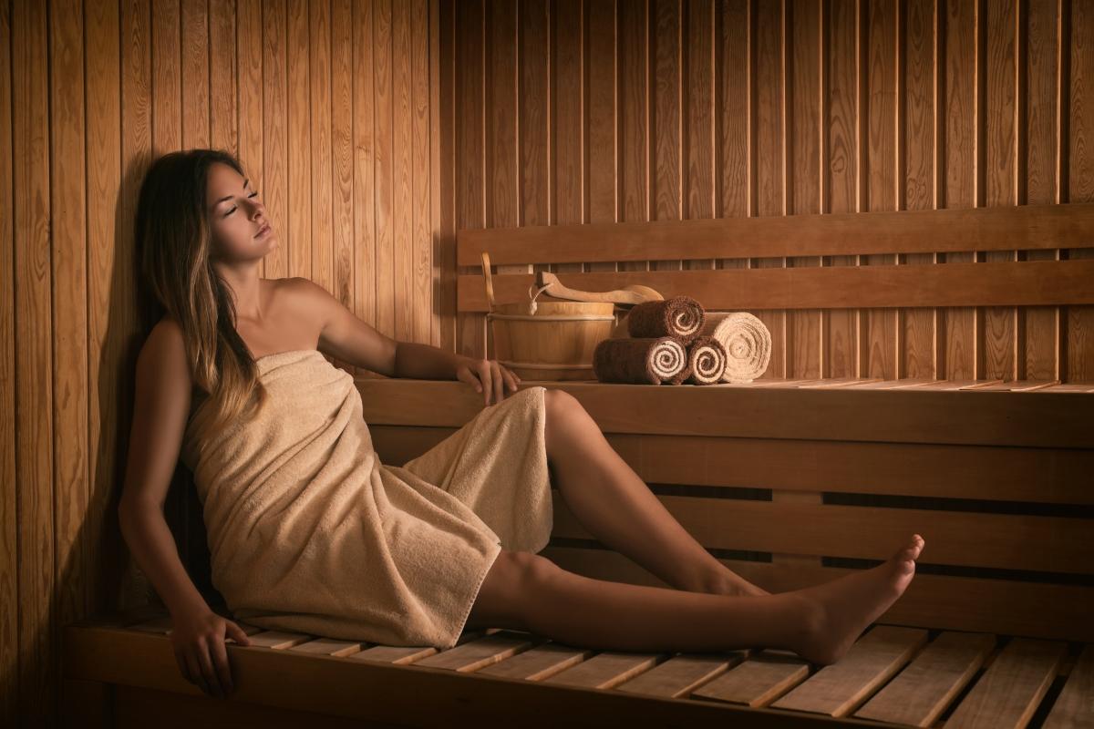 След натоварване на минусови температури - можете да вземете горещ душ или ако имате възмосност - да отидете на сауна.