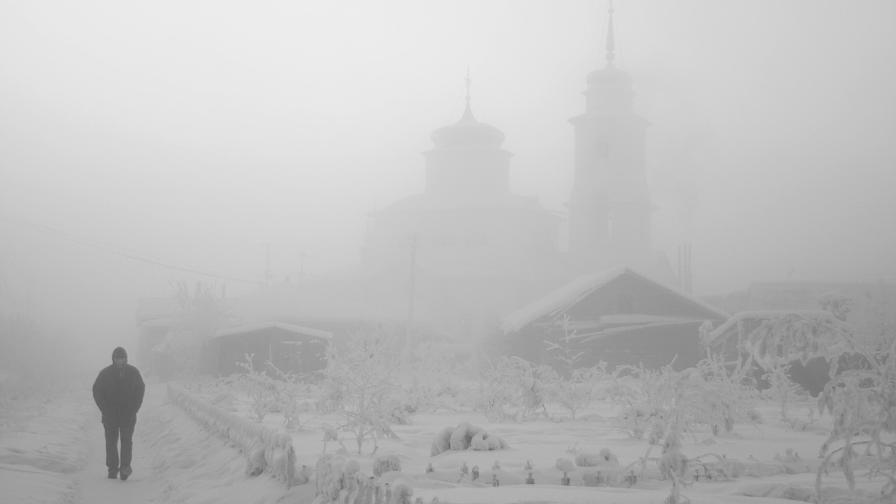 <p>Деца избягаха от детска градина в Сибир при -45 градуса</p>